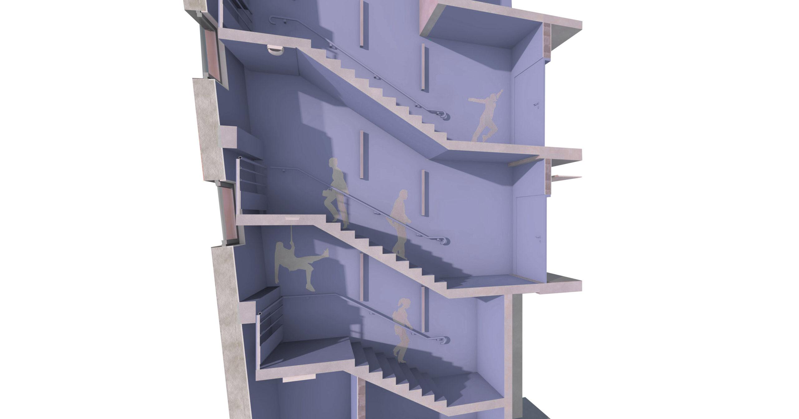 Pers escalier 05