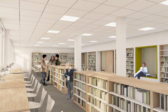 Restructuration et extension du Collège de Plouay