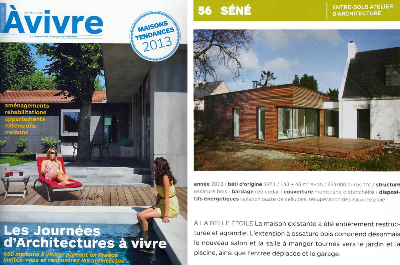 V2com Fil De Presse Design Architecture Art Vivre